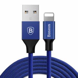 Baseus Lightning USB Kabel Blau 1.8m
