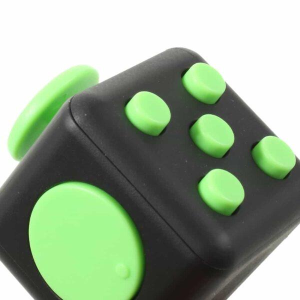 Fidget Cube Grün