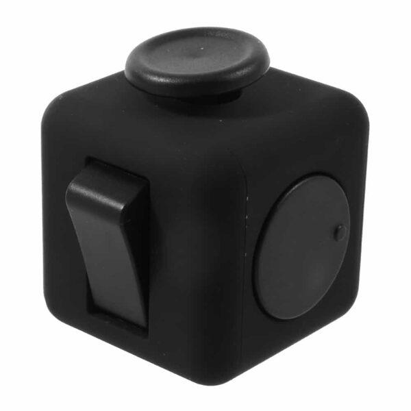 Fidget Cube Schwarz