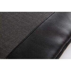 Gearmax England Style Sleeve Tasche für MacBook Pro 13 Zoll Schwarz