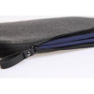 Gearmax England Style Sleeve Tasche für MacBook Pro 15 Zoll Schwarz