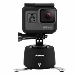 GoPro Zeitraffer 360 Grad Stativ