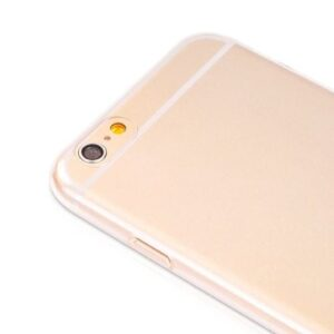 Hoco iPhone 6s / 6 Premium Slim Gummi Hülle TPU Transparent