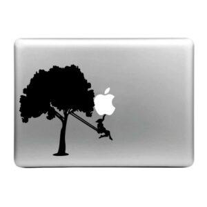 MacBook Sticker Tattoo Schaukel