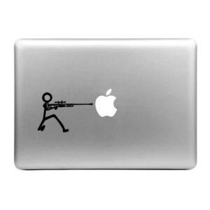 MacBook Sticker Tattoo Sniper