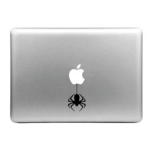 MacBook Sticker Tattoo Spinne
