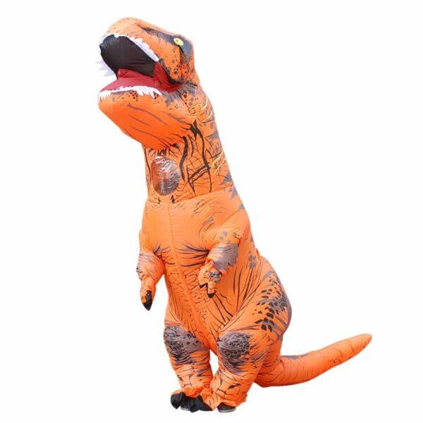 Original T-Rex Verkleidung Kostüm 2.2m Gross