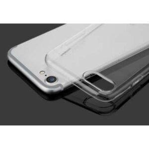 Rock iPhone 8 / 7 Premium Slim Gummi Hülle TPU Transparent