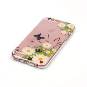 iPhone 6s / 6 Super Slim Gummi Hülle TPU Frühling