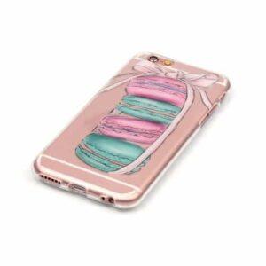 iPhone 6s / 6 Super Slim Gummi Hülle TPU Macarons