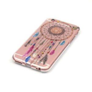 iPhone 6s / 6 Super Slim Gummi Hülle TPU Traumfänger