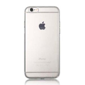 iPhone 6s Plus / 6 Plus Super Slim Gummi Hülle TPU Transparent
