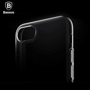 iPhone 8 / 7 Premium Slim Gummi Hülle TPU Transparent