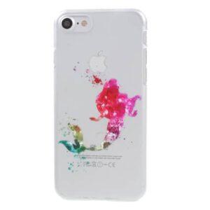 iPhone 8 / 7 Ultra Slim Hardcase Hülle Meerjungfrau