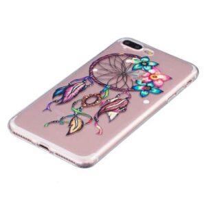 iPhone 8 Plus / 7 Plus Super Slim Gummi Hülle TPU Traumfänger