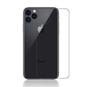 Panzerglas für die Backcover Rückseite des iPhone 11 Pro