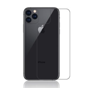 iPhone 11 Pro Max Backcover Panzerglas