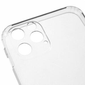 iPhone 11 Pro MaxDünne Transparente Gummi Hülle