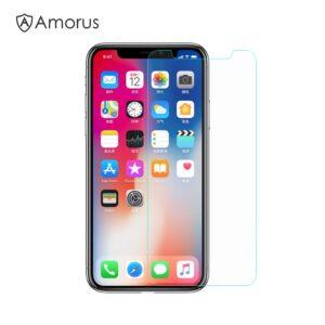 iPhone 11 Pro / XS / X Panzerglas Displayschutz Folie