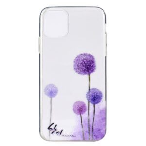 Super Dünne iPhone 12 Mini Schutzhülle Cover mit coolem Aufdruck Motiv Pusteblume