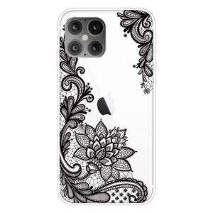 Super Dünne Transparente Schutzhülle für das iPhone 12 / iPhone 12 Pro mit dem Aufdruck Tattoo