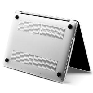 Transparente Schutzhülle für das MacBook Pro / Touch Bar stabil und durchsichtig