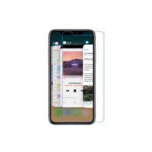 Transparente Displayschutzfolie für das iPhone 12 Mini