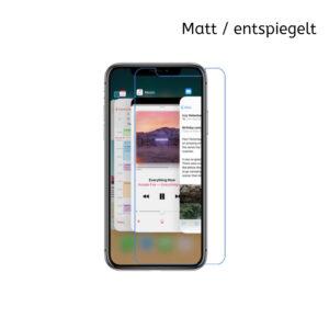 Entspiegelte Schutzfolie Matt für das iPhone 12 Mini