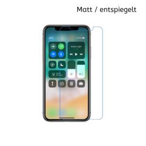 Entspiegelte Schutzfolie Matt für das iPhone 12 / iPhone 12 Pro