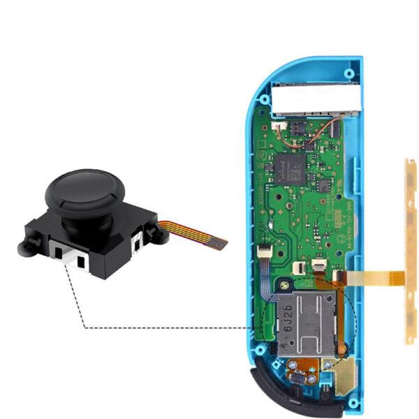 25 in 1 Nintendo Switch Joy Con Reparatur Set