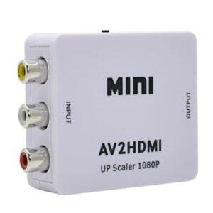 AV auf HDMI Adapter Converter