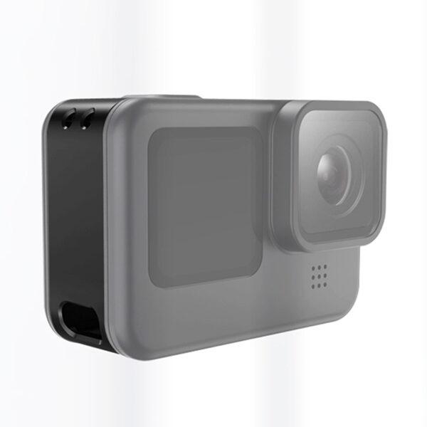GoPro Hero 9 Akkudeckel mit Ladeöffnung