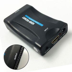 HDMI auf SCART Adapter Converter
