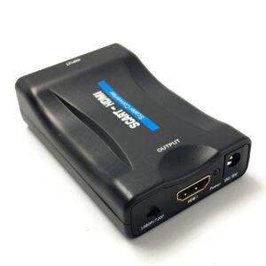 SCART auf HDMI Adapter Converter