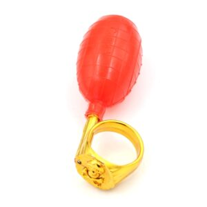 Lustiger Wasserspritzender Ring