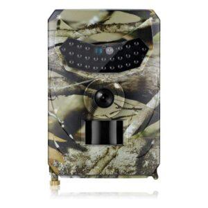 Wildkamera mit Nachtsicht 12MP Full HD