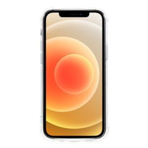 iPhone 12 Mini Gummi Schutzhülle MagSafe Transparent