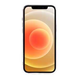 iPhone 12 Pro Max Gummi Schutzhülle MagSafe Transparent