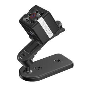 Mini Spionage Kamera mit Nachtsicht und Full HD