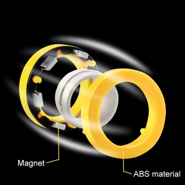 Fidget Ring Magnetisch