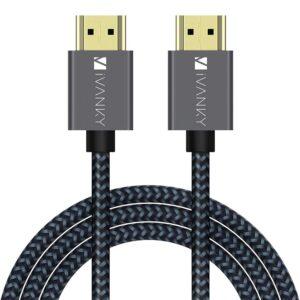 Ivanky Premium High Speed 4K HDMI 2.0 Kabel 1.2m