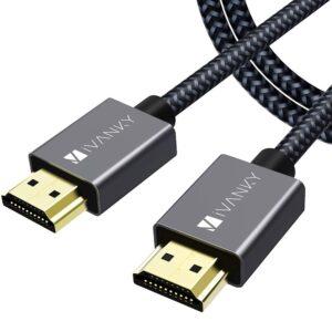 Ivanky Premium High Speed 4K HDMI 2.0 Kabel 2m