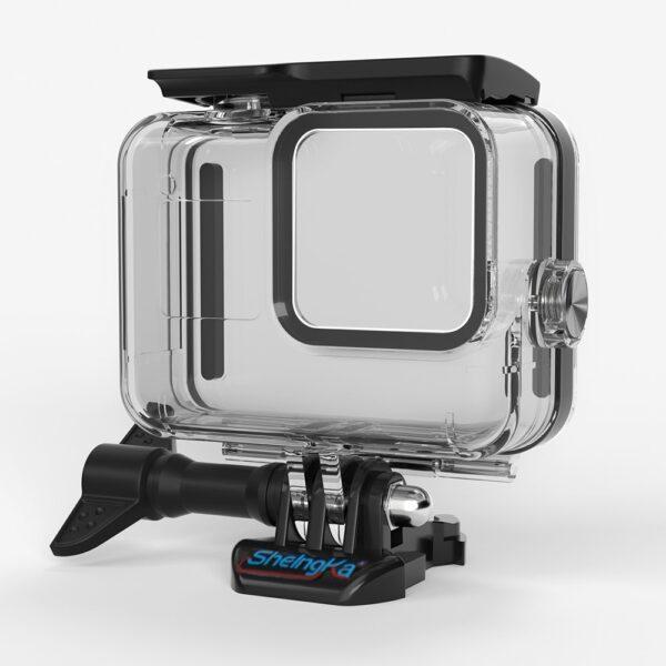 Wasserdichtes Gehäuse 45m GoPro Hero 8 Black