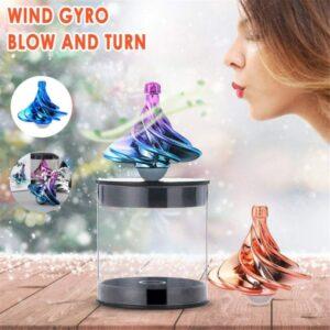 WinSpin Aerodynamischer Kreisel
