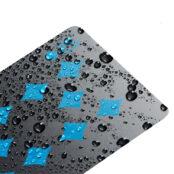 54 Hochwertige Poker Karten Blau