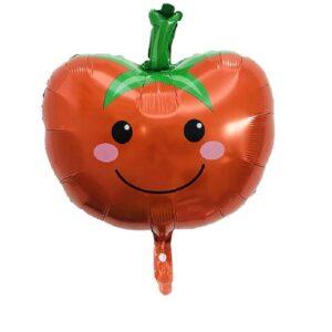 Folien Ballon Früchte und Gemüse Tomate