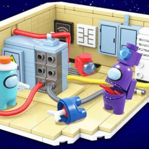 Renzaima AMONG US Bausatz Electrical