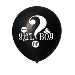 Konfetti Ballon Boy or Girl 90cm