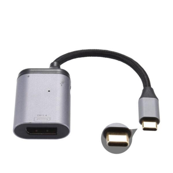 USB-C auf Displayport 4K Adapter Kabel