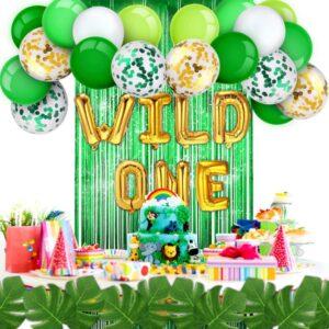 70 in 1 Wild One Ballon Mega Set